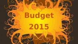 Budget 2015