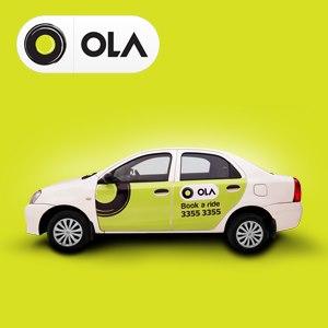 Ola Taxi nabs former Infosys CFO