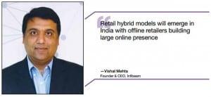 Vishal Mehta, CEO, Infibeam