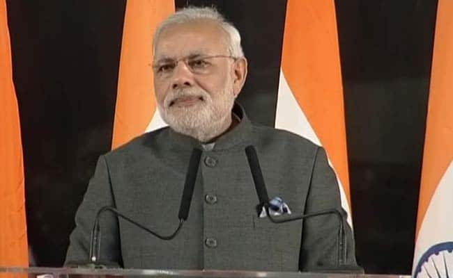 Narendra Modi Swearing-in Ceremony Live