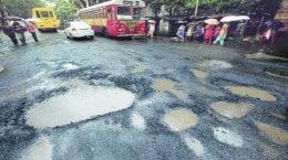 Pothole Alert system