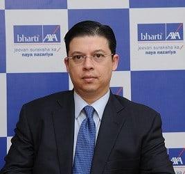 Sandeep Ghosh_Bharti AXA Life Insurance