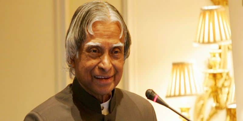 Contribution of APJ Abdul Kalam