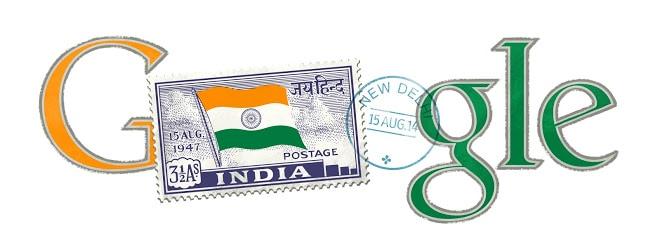 Google Doodles Independence Day 2014