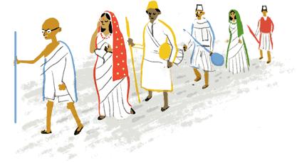 Google Doodles Independence Day 2015