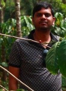 Krishna Kumar, CropIn