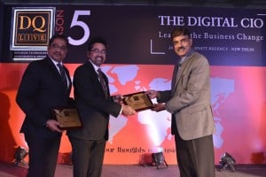 KRC, CIO at Deutsche Bank received award for 'Cloud'