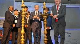 A Lamp Lighting at IESA Vision Summit 2016