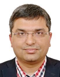 Dr. Rishi Bhatnagar, President of Operations for Aeris India