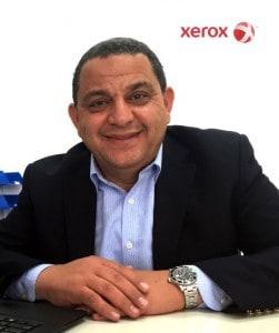 Ashraf ElArman, Managing Director of Xerox India