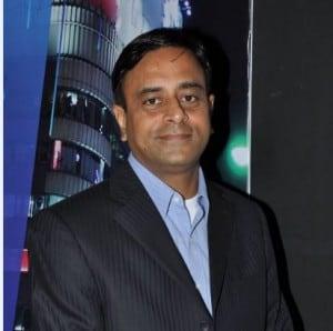 Vikram K, Director - Servers, HPE India