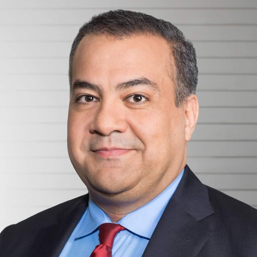 Amr Awadallah, CTO and Co-Founder, Cloudera