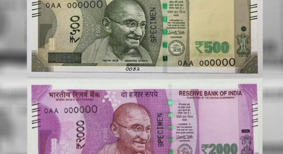 Demonetization in India - Currency Crisis