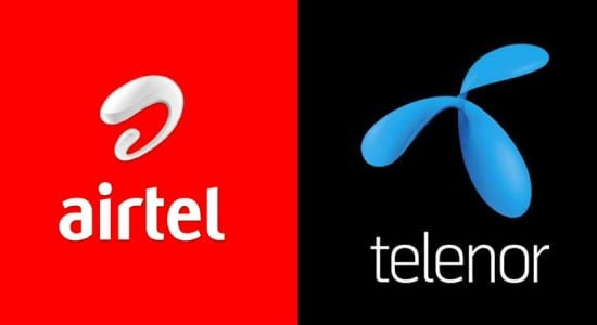 telenor airtel acquisition
