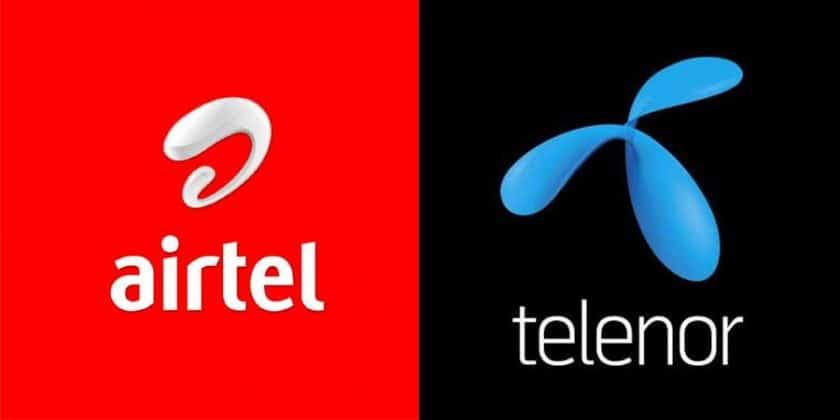 telenor airtel acquisition