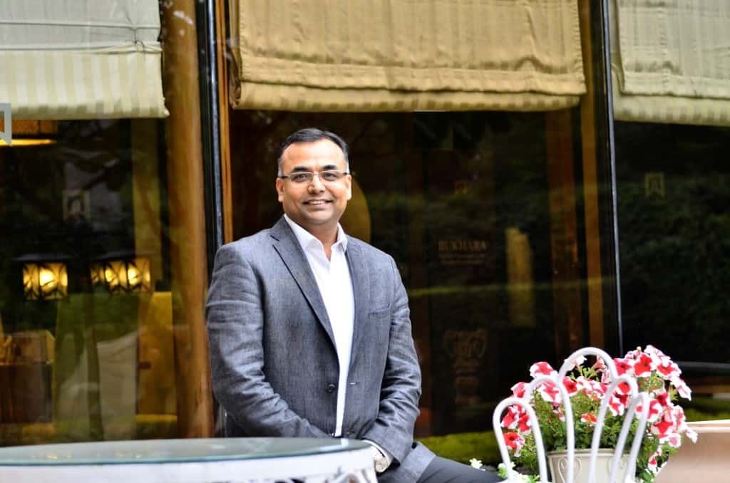 Sanjay Gupta, Managing Director- South Asia and Middle East, Aspect Software