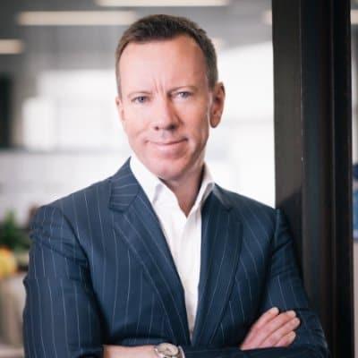 John Lombard, CEO-APAC, Dimension Data