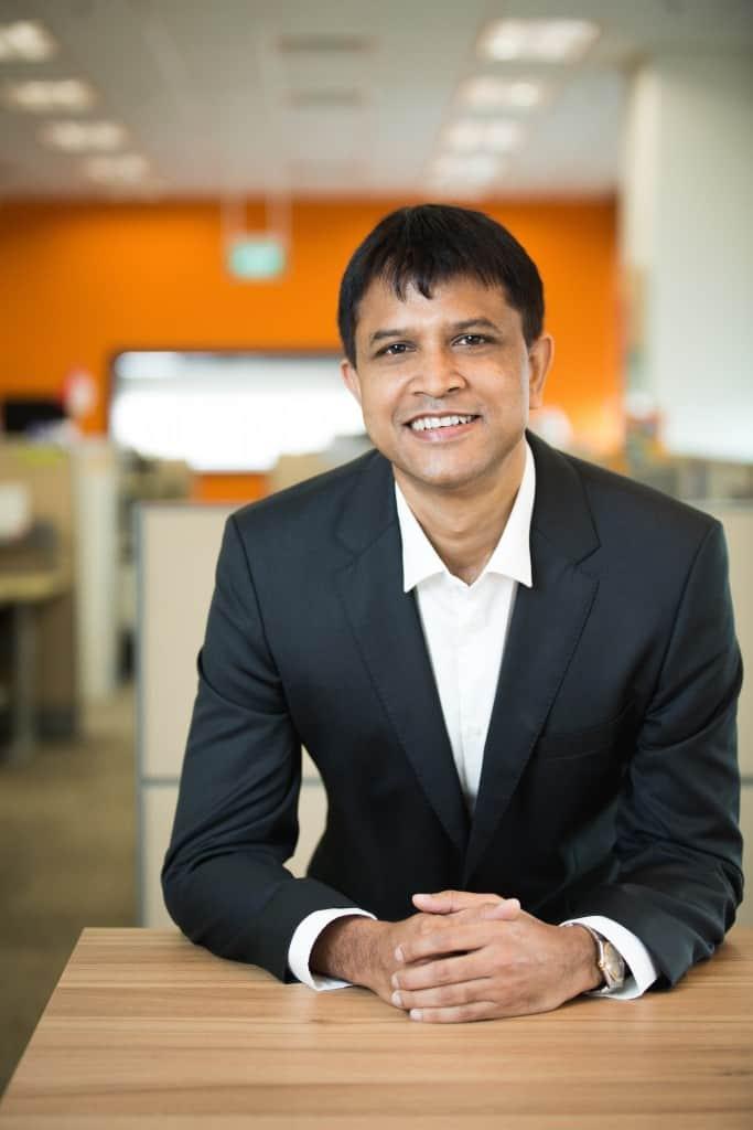 Prakash Mallya, Managing Director, Intel South Asia