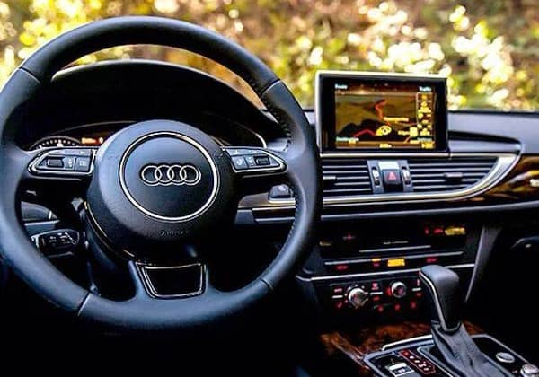 Audi Gets Legal Permission To Test SelfDriving Cars In New - Audi self driving car