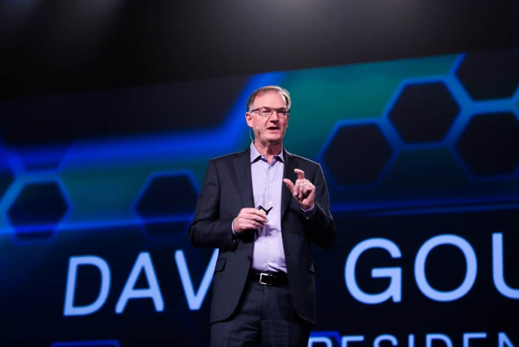 David Goulden,  President, Dell EMC