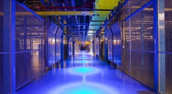 data centres in India