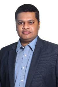 Nikhil Korgaonkar, Regional Sales Director India & SAARC, Arcserve