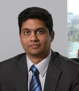 Kaushal Veluri, Director of Channels & Alliances, NetApp India & SAARC