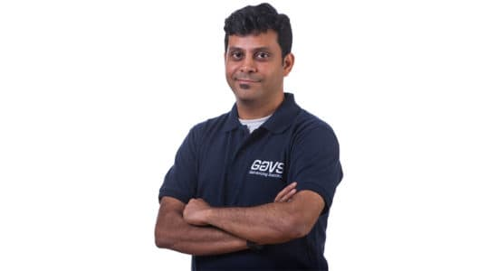 Rao Haridasu, Head – Solutions and Strategy, GAVS Technologies