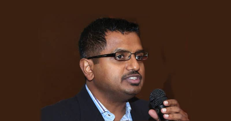 Ajith George, Managing Director, Sysfore
