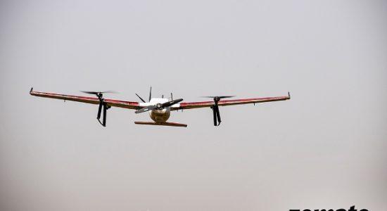 Zomato to start using drones