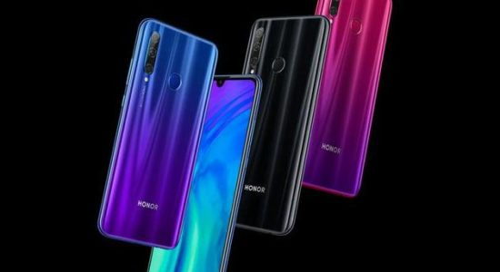 Honor 20i Flipkart