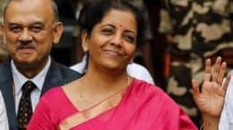 Nirmala Sitharaman economy