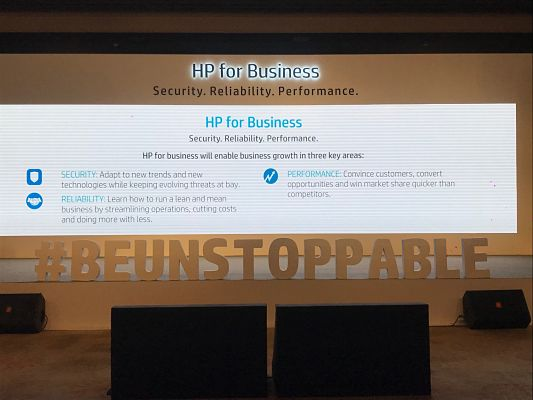 hp for business