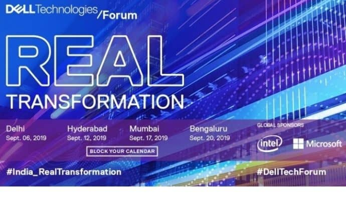 Gear up for the Dell Technologies Forum 2019 to deep dive