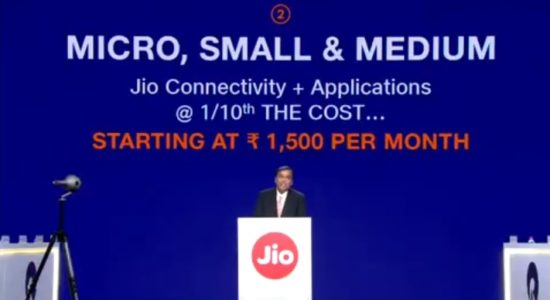 Jio DTH and Jio Fiber offers