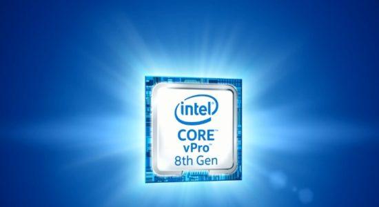 Intel vPro processor