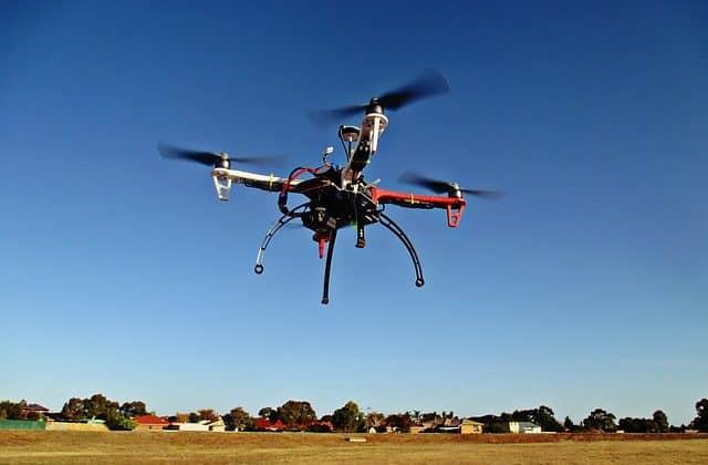 DRDO seminar on drones