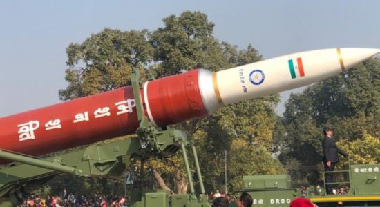 DRDO Tests Hypersonic Technology Demonstrator Vehicle