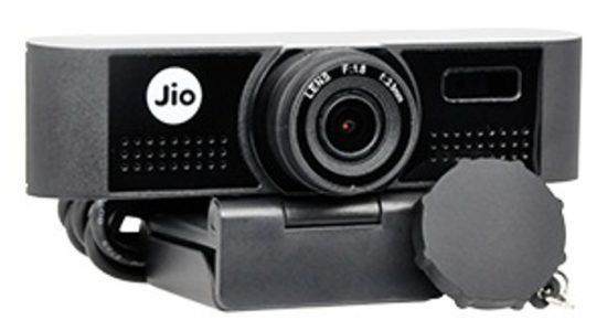 JioFiber Set-top Box Gets JioTVCamera