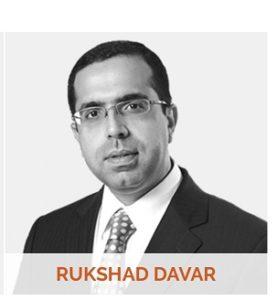 Rukshad Davar