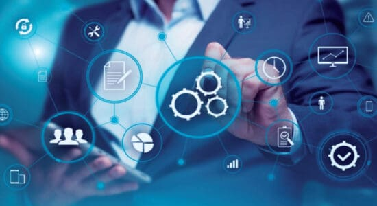 Modern content services platform