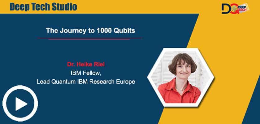 IBM Quantum Heike Riel