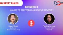 DeepTech Podcast Shyam Menon