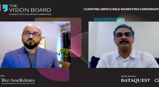 The Vision Board Interview: In conversation with Dhiraj Soni, Head Category & Marcom, Logitech