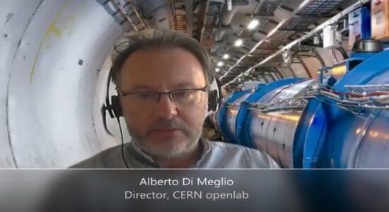 Quantum Computing at CERN